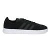 Čierne pánske kožené tenisky adidas, čierna, 803-6119 - 19