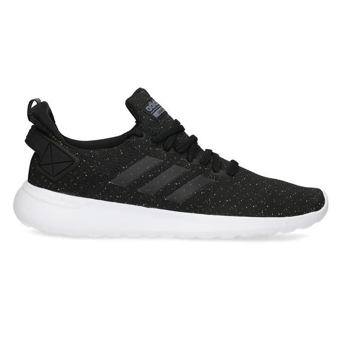 Členkové pánske tenisky so vzorom adidas, čierna, 809-6114 - 19