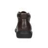 Kožená pánska členková obuv comfit, hnedá, 896-4701 - 15