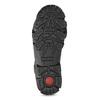 Pánska kožená outdoor obuv weinbrenner, čierna, 896-6706 - 18