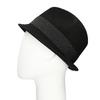 Čierny klobúk bata, čierna, 909-6354 - 26