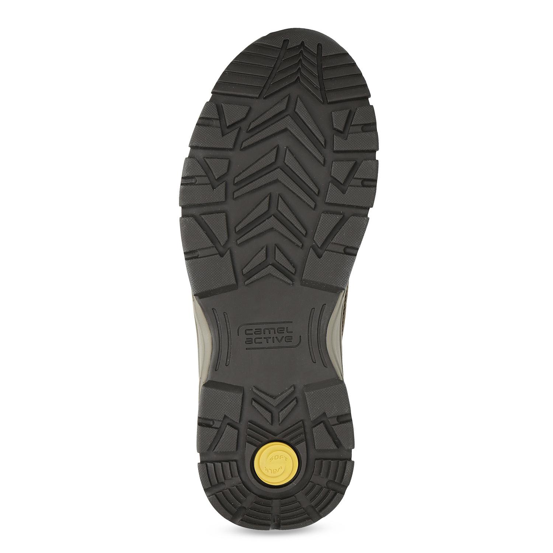 CAMEL ACTIVE Kožená zimná členková obuv - Všetky topánky  cce7255b6ae