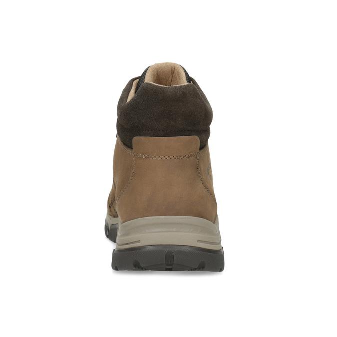 Kožená zimná členková obuv camel-active, hnedá, 896-4017 - 15