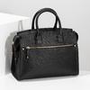 Dámska čierna kabelka bata, čierna, 961-6916 - 17