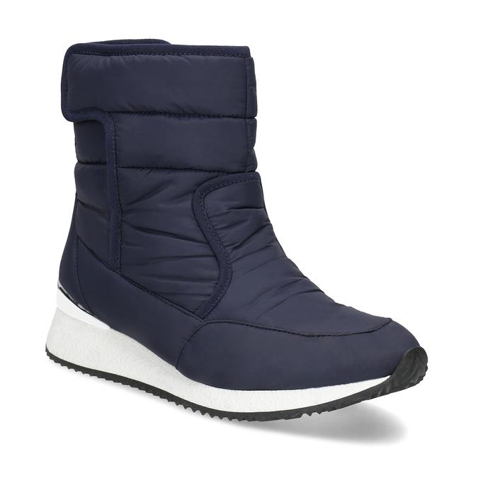 Baťa Tmavomodré dámske snehule - Všetky topánky  d29d24b3da