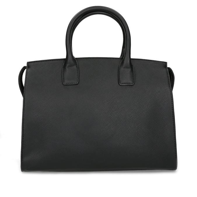 Dámska čierna kabelka bata, čierna, 961-6916 - 16