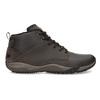 Členková hnedá kožená pánska obuv merrell, hnedá, 806-4102 - 19