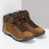 Hnedá pánska kožená členková obuv caterpillar, hnedá, 806-3107 - 26