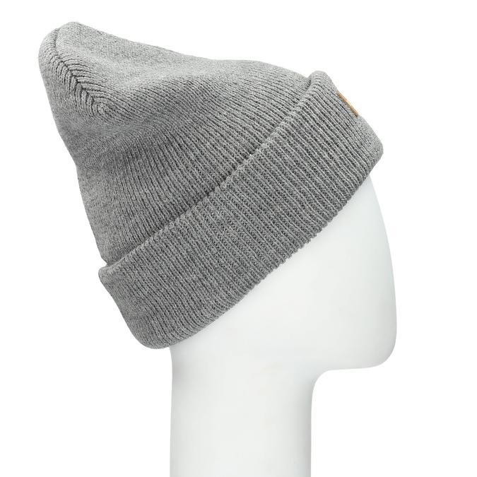 Šedá pánska čapica weinbrenner, šedá, 909-2727 - 13