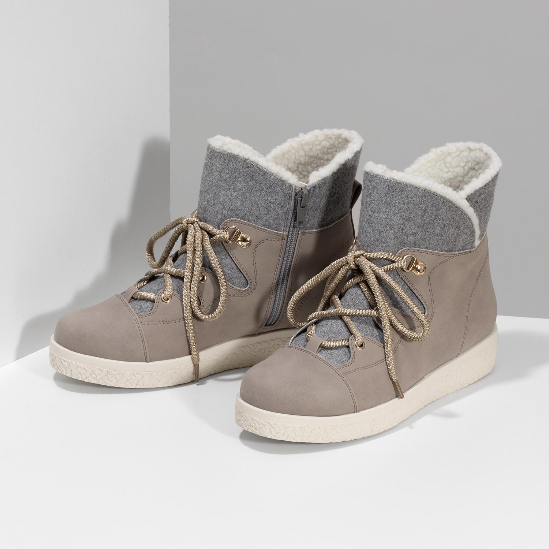 Bata Red Label Členková dámska zimná obuv - Zľavy  194bbc55f5f