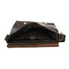 Pánska kožená taška bata, hnedá, 964-4234 - 15