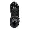 Čierne dámske členkové tenisky nike, čierna, 501-6944 - 17