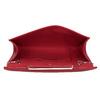 Dámska červená listová kabelka bata-red-label, červená, 961-5943 - 15