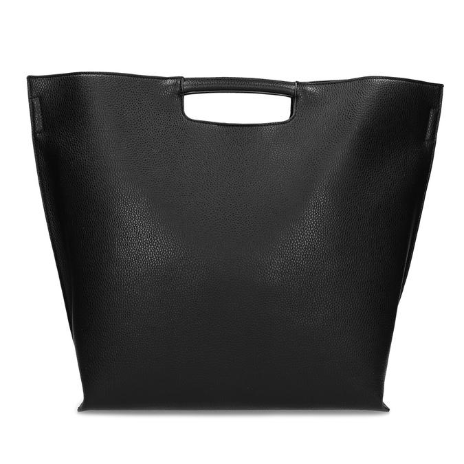 Čierna dámska kabelka bata-red-label, čierna, 961-6958 - 16