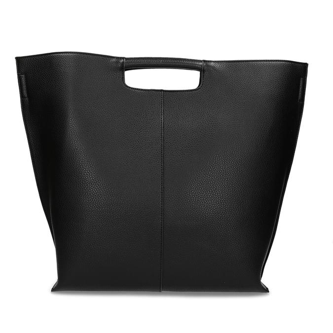 Čierna dámska kabelka bata-red-label, čierna, 961-6958 - 26