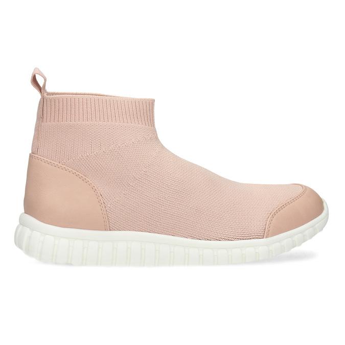 Ružová dámska členková obuv bata-red-label, ružová, 599-5627 - 19
