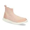 Ružová dámska členková obuv bata-red-label, ružová, 599-5627 - 13