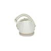 Biele detské baleríny s mašľou a kamienkami mini-b, biela, 221-1105 - 15