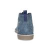 Pánske kožené Desert Boots modré bata, modrá, 823-9655 - 15