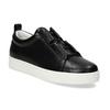 Čierne dámske ležérne tenisky bata-light, čierna, 521-6646 - 13