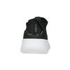 Dámske čierne tenisky s výraznou podrážkou adidas, čierna, 509-6129 - 15