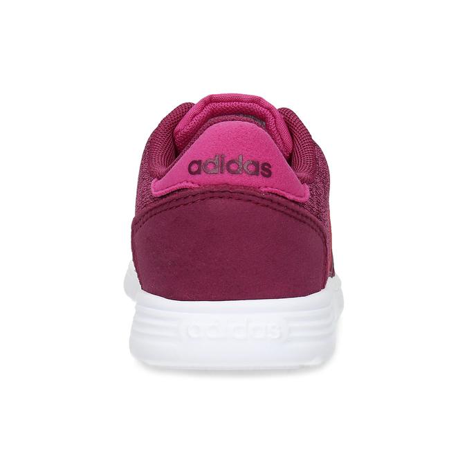 Detské ružové tenisky adidas, ružová, 109-5243 - 15