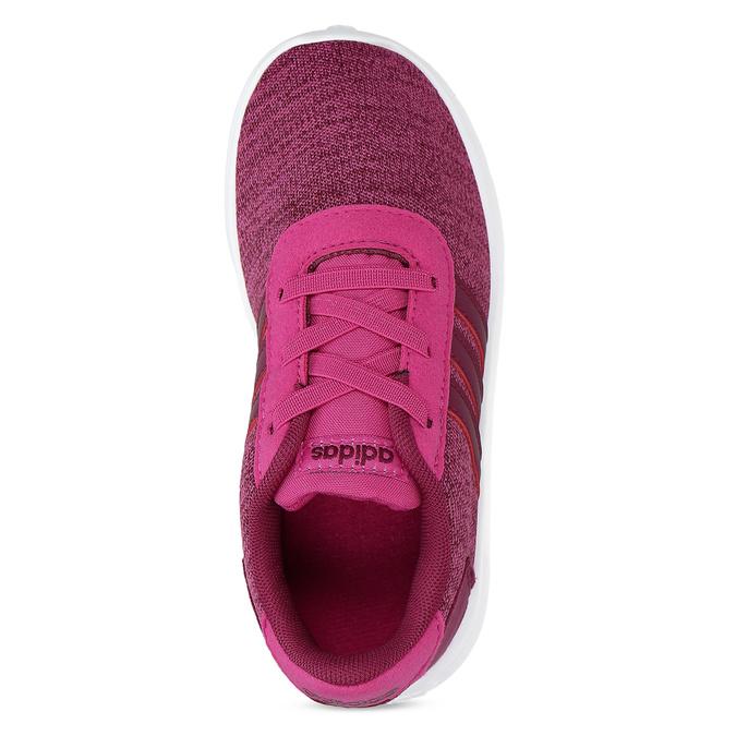 Detské ružové tenisky adidas, ružová, 109-5243 - 17