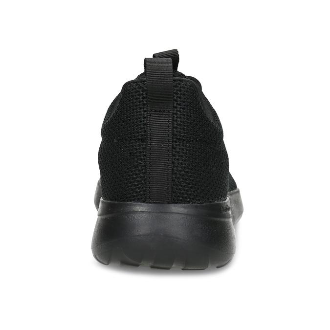 Čierne pánske tenisky v športovom štýle adidas, čierna, 809-6127 - 15