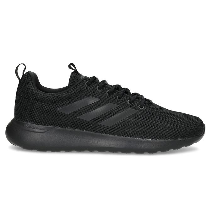 Čierne pánske tenisky v športovom štýle adidas, čierna, 809-6127 - 19