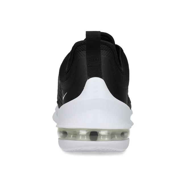 Čierne pánske tenisky sperforáciou nike, čierna, 809-6134 - 15