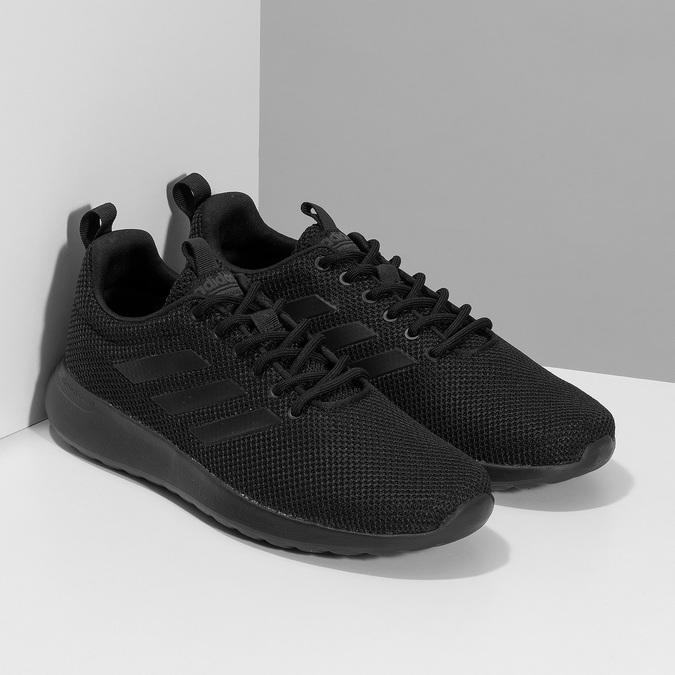 Čierne pánske tenisky v športovom štýle adidas, čierna, 809-6127 - 26