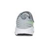 Dievčenské športové šedé tenisky nike, šedá, 309-2191 - 15