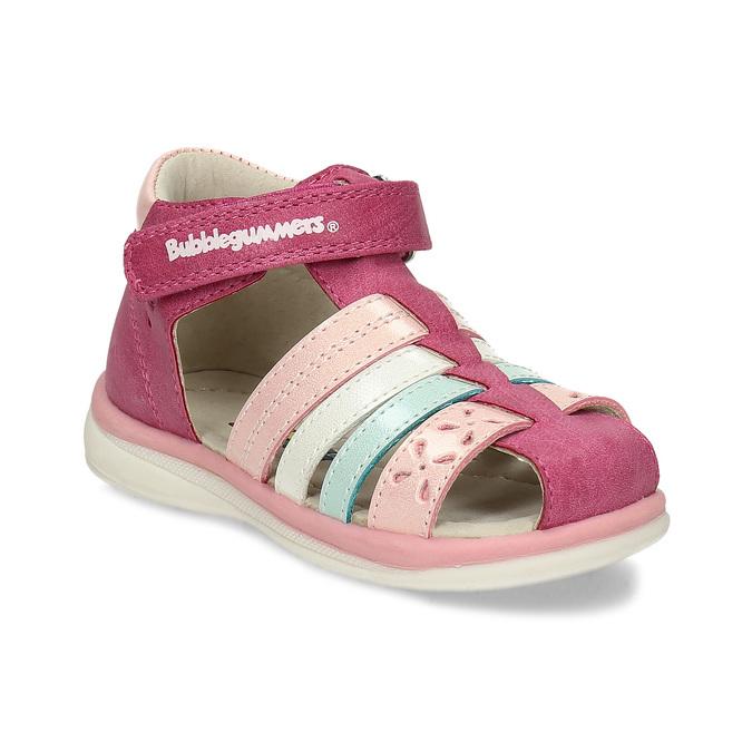 8c0d532e9 Ružové detské členkové sandále bubblegummers, ružová, 161-5610 - 13