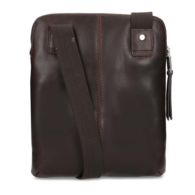 Hnedá pánska taška Crossbody bata, hnedá, 964-4237 - 16