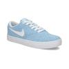 Svetlomodré kožené tenisky nike, modrá, 503-9102 - 13