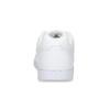 Biele pánske ležérne tenisky s prešitím nike, biela, 801-1124 - 15