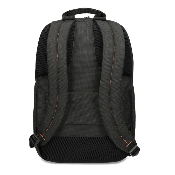 Čierny kvalitný cestovný batoh samsonite, čierna, 960-6056 - 16