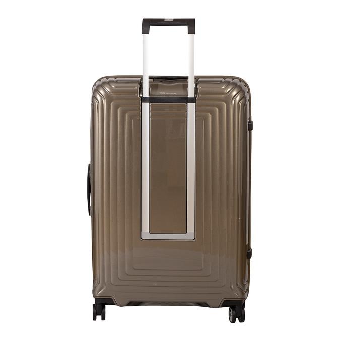 Cestovný zlatý škrupinový kufor samsonite, zlatá, 960-8023 - 26