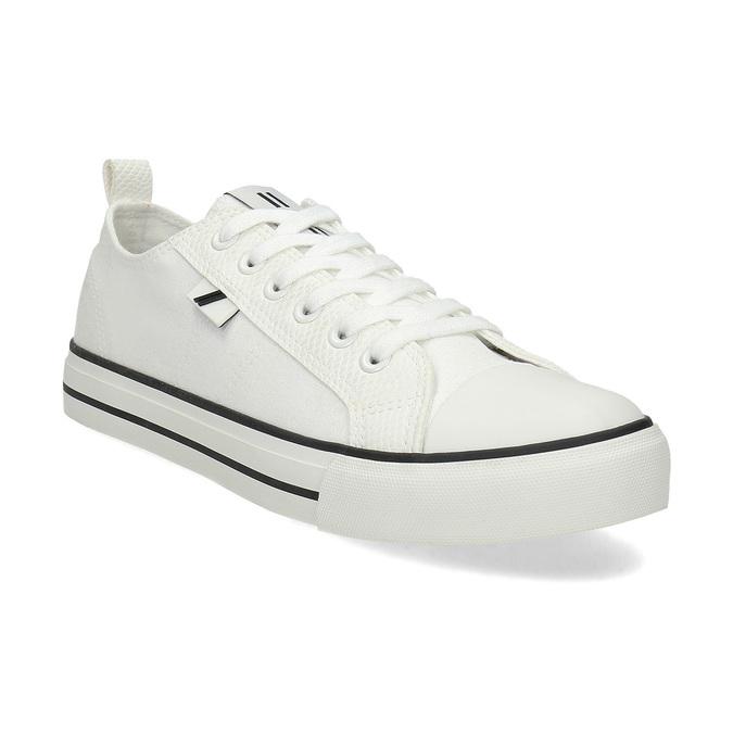 d2fe8cc4ee3cf North Star Plátené biele tenisky dámske - Všetky topánky | Baťa.sk