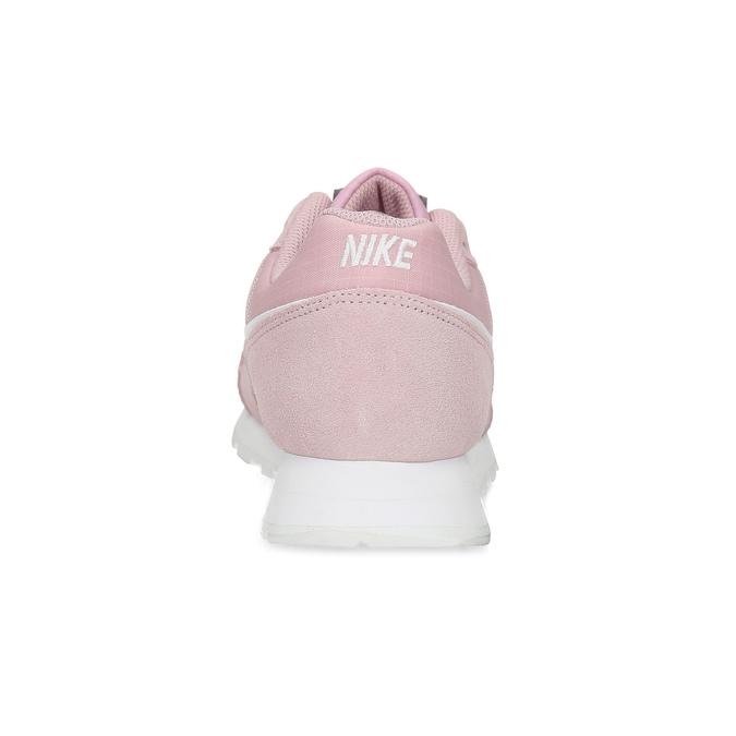 Ružové dámske tenisky v mestskom štýle nike, ružová, 509-5105 - 15