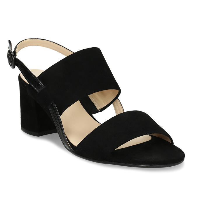 fb8b5ccc35 Hogl Kožené sandále na stabilnom podpätku - Všetky topánky