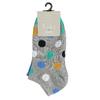 Sada detských členkových ponožiek bata, modrá, 919-9800 - 13