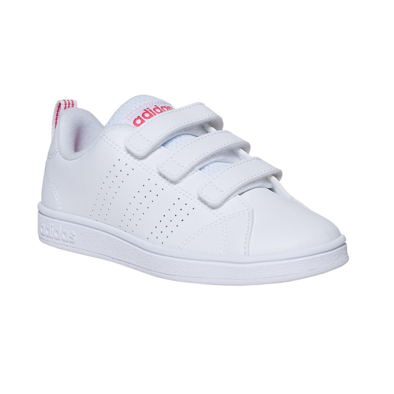 Adidas Dievčenské tenisky na suchý zips - Deti  8a2f8e30936