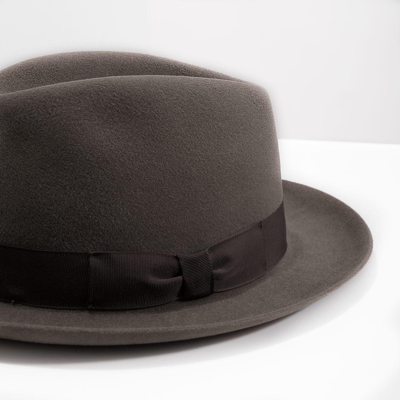 f8aba2e82 Tonak Pánsky hnedý klobúk s mašľou - Čiapky a klobúky | Baťa.sk
