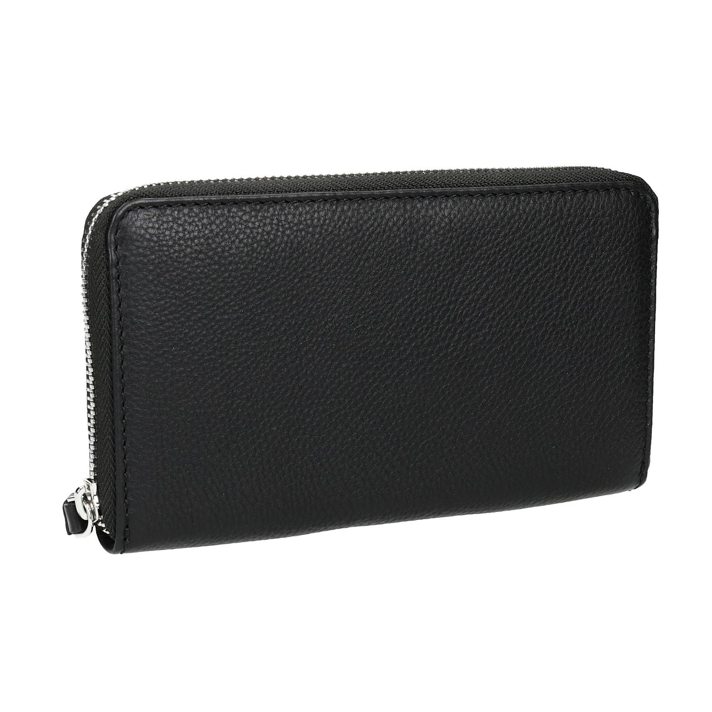 9d8a79302 Kožená čierna dámska peňaženka bata, čierna, 944-6190 - 13 ...