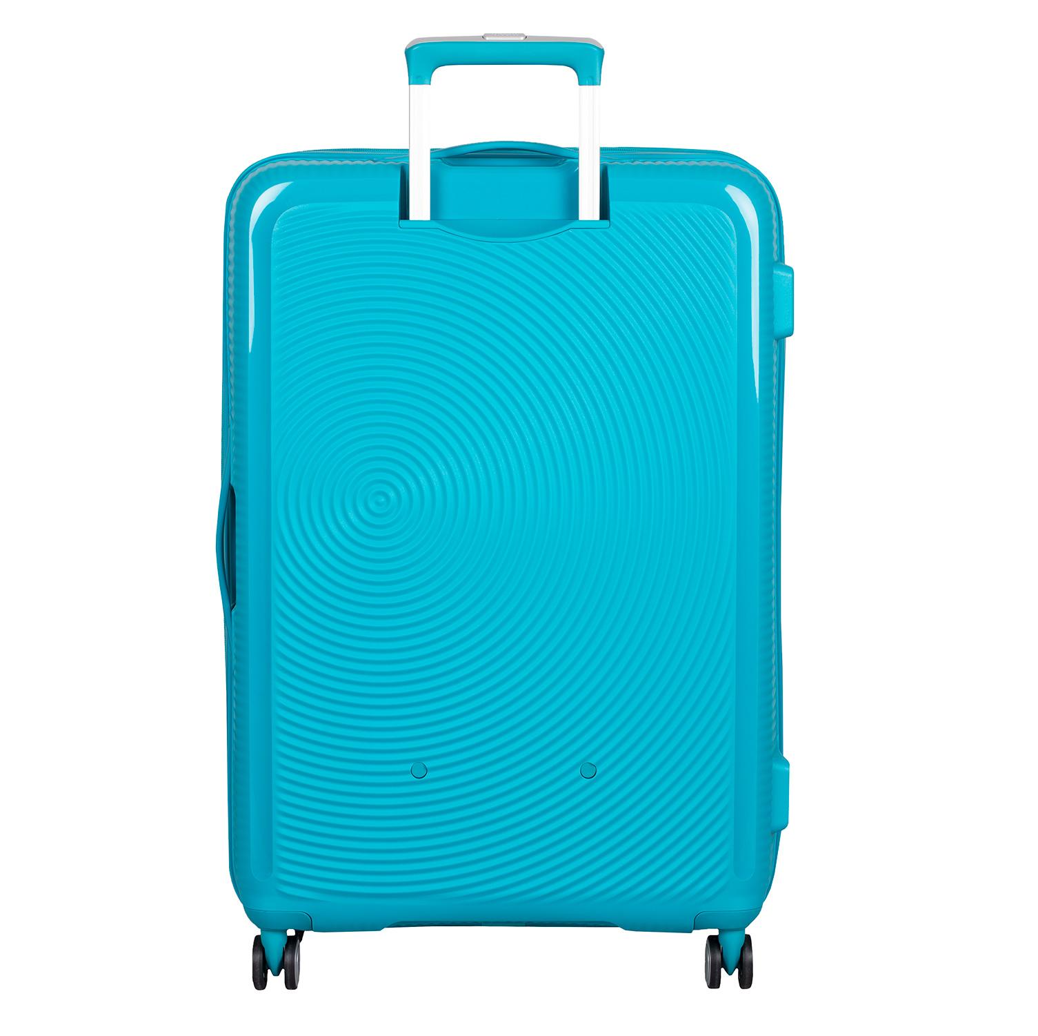 de1daef6ab5bc ... Tyrkysový pevný kufor na kolieskach american-tourister, modrá, 960-9613  - 26 ...