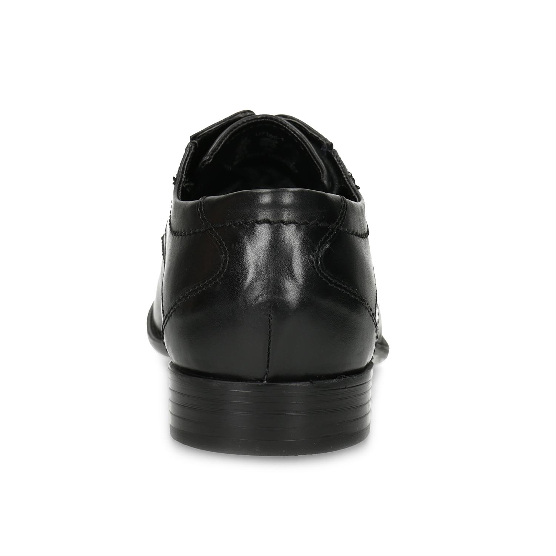df6b08b98 ... Kožené čierne derby pánske poltopánky bugatti, čierna, 824-6087 - 15 ...