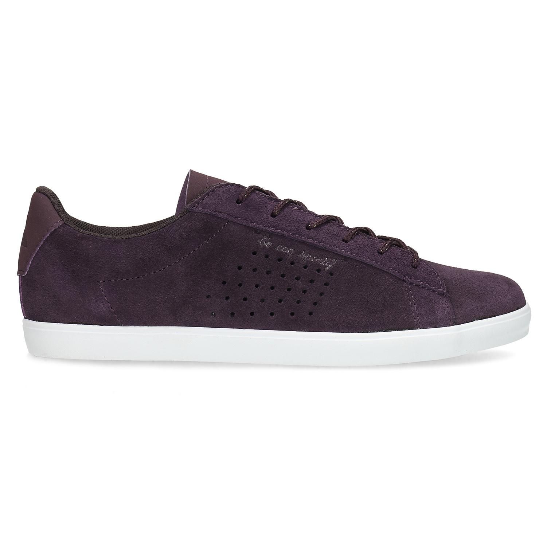 bcf726e0c3 Le Coq Sportif Fialové kožené dámske tenisky - Všetky topánky